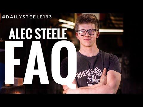 ALEC STEELE - FAQ!!