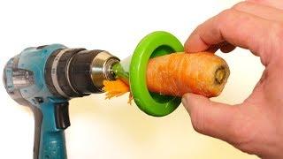DIY Electric Spiralizer