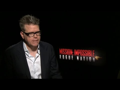 Mission Impossible Rogue Nation  w Christopher McQuarrie