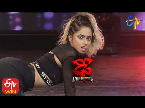 Keshavi Performance | Dhee Champions | 1st July 2020 | ETV Telugu