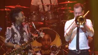 "YolanDa Brown - ""Posh Reggae"" Ranglin on Bond Street (Live at Barbican)"