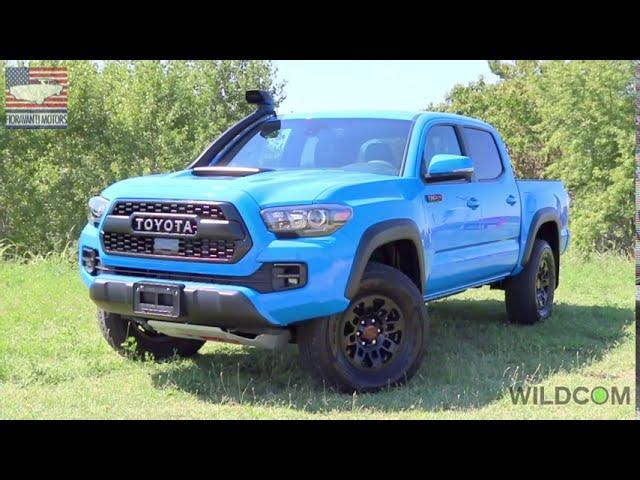 Toyota Tacoma TRD Pro: i brevi di Fioravanti Motors