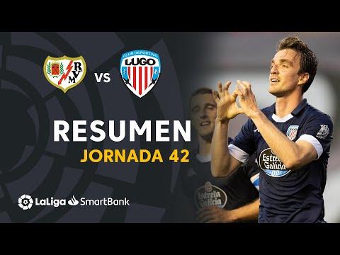 Vallecano Lugo Goals And Highlights