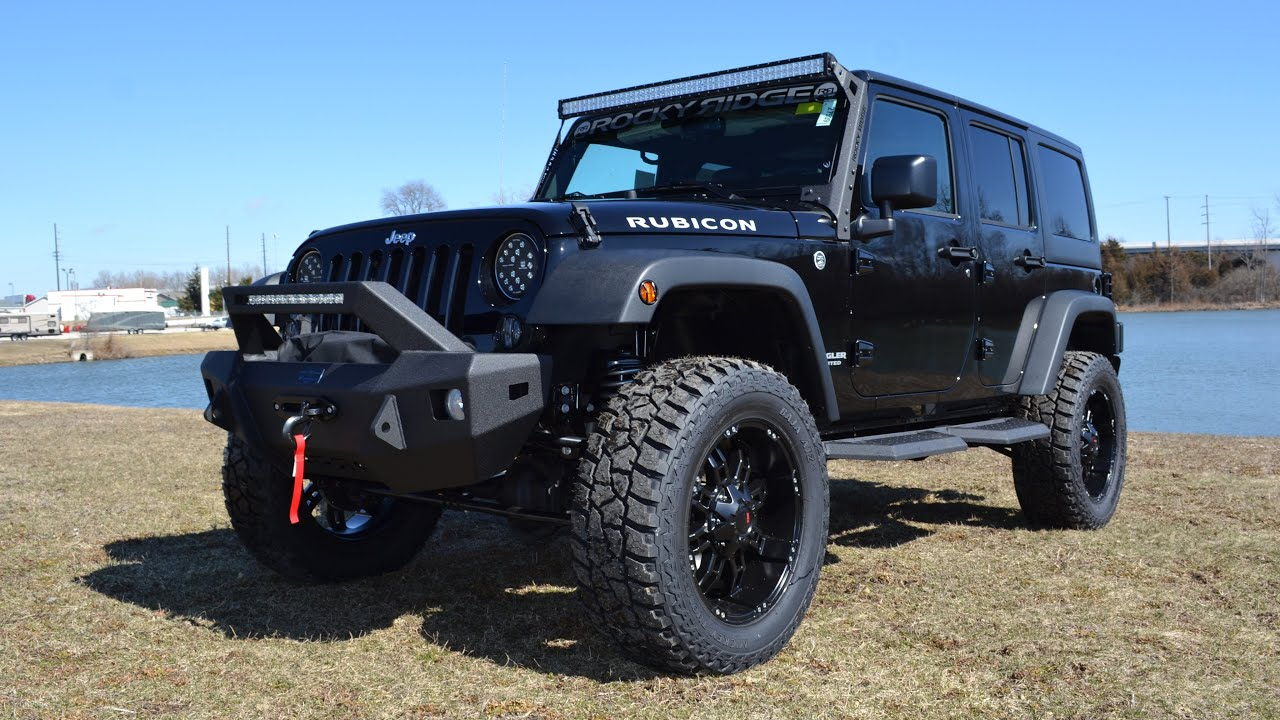2016 jeep wrangler unlimited rubicon rocky ridge summit in depth. Cars Review. Best American Auto & Cars Review