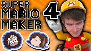 Super Mario Maker: Spring Break - PART 4 - Game Grumps