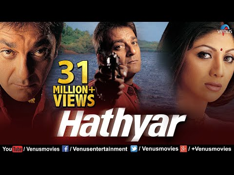 Hathyar | Hindi Full Movie | Sanjay Dutt...