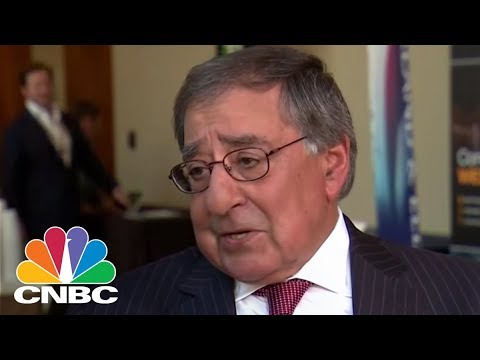 Former Def. Sec. Panetta Talks President Trump, North Korea And The Iran Deal | CNBC
