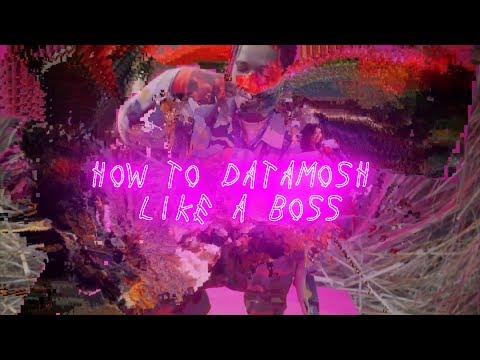 How To Datamosh - ASAP Mob Yamborghini High Effect