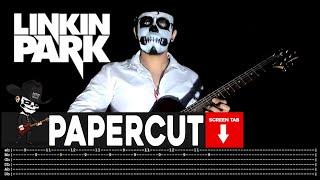 Gambar cover Linkin Park - Papercut (Guitar Cover by Masuka W/Tab)