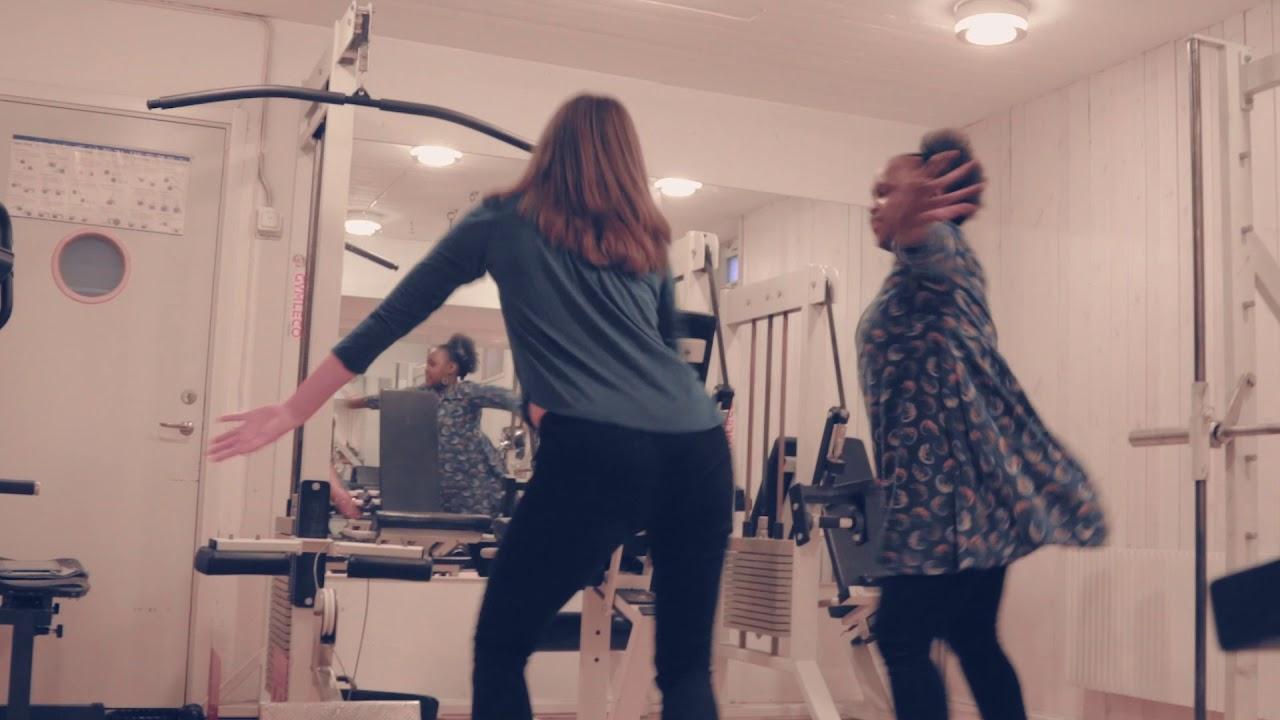 Rudeboy - Together ft. Patoranking Dance  after 2nd Pregnancy