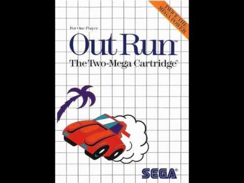 Sega Master System - Outrun - Magical Sound Shower PSG vs FM