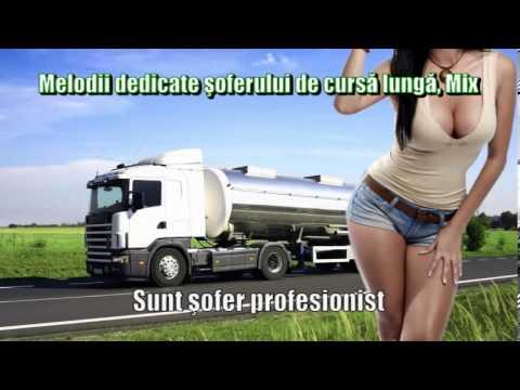 MELODII DEDICATE SOFERULUI DE CURSA LUNGA, MIX, LIVE, ZOOM STUDIO