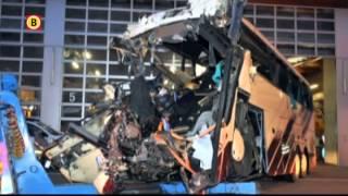 Overzicht van gebeurtenissen busramp in Zwitserland