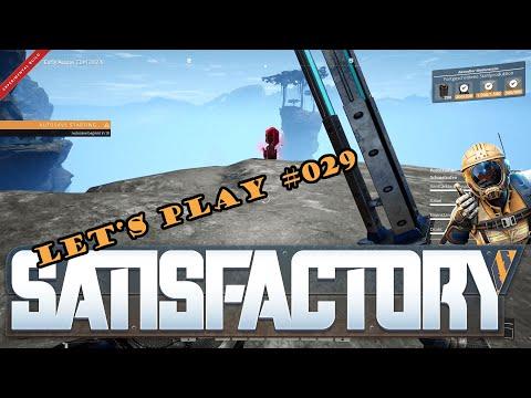 Satisfactory Let's Play #029 - Deutsch - Auf der Suche nach mehr von allem (Langexpedition)