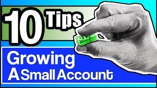 10 Steps To GROW Your SMALL Account! 📈 Preserve Your Capital & WIN!