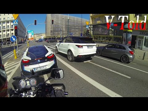 BMW i8 vs Range Rover Sport SVR vs A45 AMG - which sounds best?