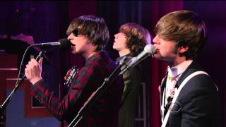 The Strypes - Late Show With David Letterman