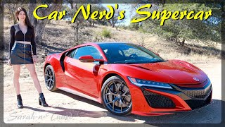 The ONLY Supercar I'd Ever Have! // 2021 Acura NSX Review