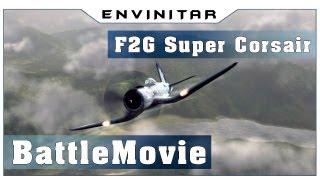 world of warplanes battlemovie   f2g super corsair   envinitar