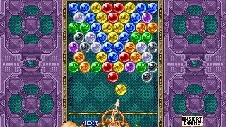 Arcade Longplay [291] Puzzle Bobble