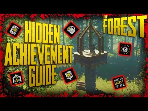 6 Hidden Achievements Guide (Spoilers) | The Forest