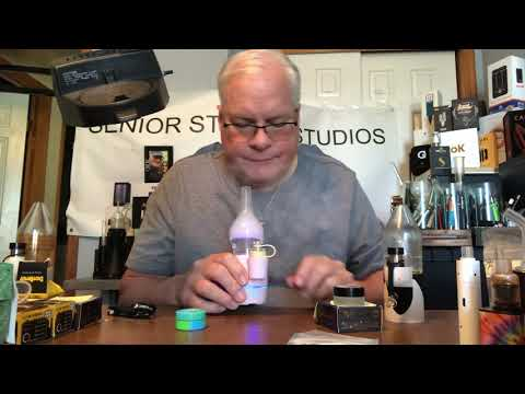 KANDYPENS OURA – FULL BOWL DAB DEMONSTRATION – THIS UNIT IS GREAT FOR PARTIES – TOUCHPAD NIT SO EASY