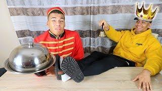 1 TAG DIENER SEIN !!! | PrankBrosTV