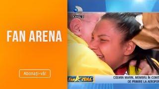 FanArena (18.03.2019) - Revedere emotionanta intre Mihaela si tatal ei! Au curs lacrimi de ...