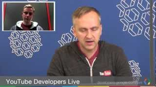 YouTube Developers Live: Applifier/Everyplay