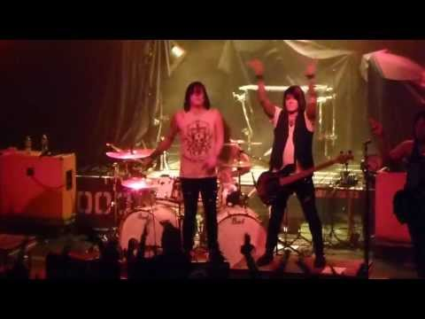 Escape the Fate - Until We Die (HD) Live at Irving Plaza in NYC - 7/15/13
