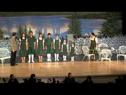 Sound of Music - 2014 - Wyomissing Area High School Drama Club