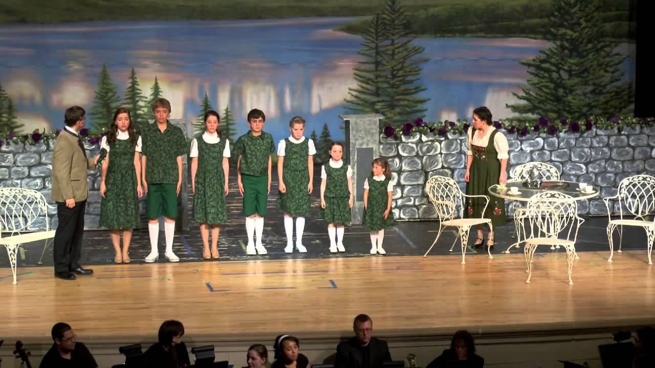 Sound of Music - 2014 - Wyomissing Area High School Drama ...