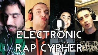 Epic Electronic Rap Cypher | Arthur & Medic ft. NLJ, Goldan, Klutz, Soulee - No Figure