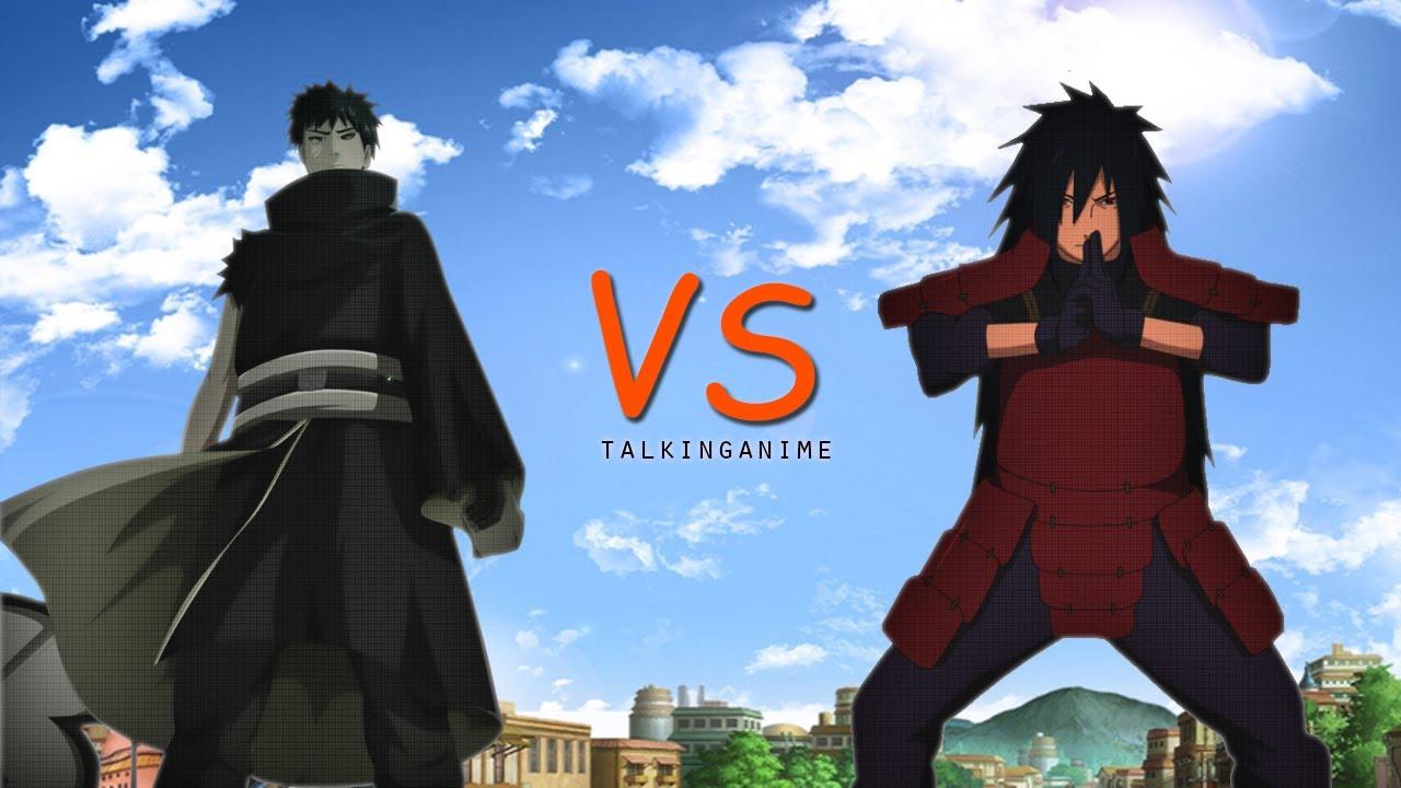Madara Vs Obito - Who Is the Stronger Ninja? - YouTube