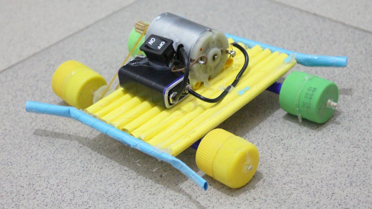 Como hacer un coche electrico casero youtube for Como hacer un criadero de peces casero