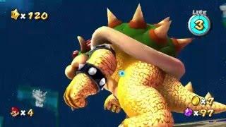 Boundary Break: Super Mario Galaxy