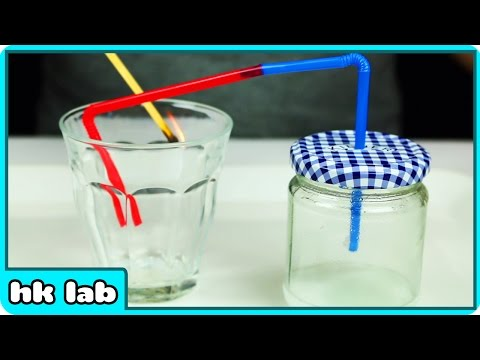 Super Simple Carbon Dioxide (CO2) Science Experiments that You Can Do At Home