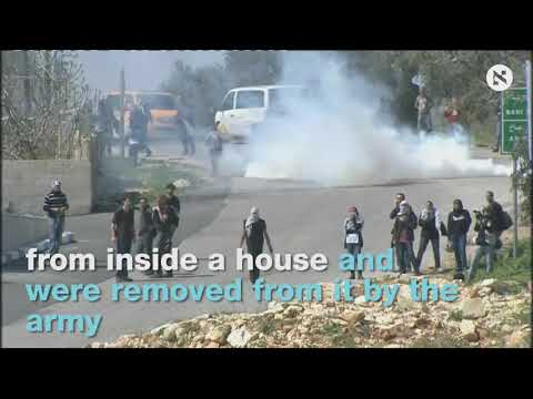 Israeli Army Arrests Palestinian Teenage Girl Who Slapped Soldiers