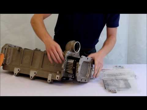 M1M EGR Cooler Installation Video for core replacement for 2010-2013  MaxxForce* 13 Engines
