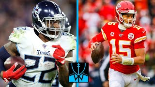 Titans vs. Chiefs: How can Mahomes, Henry be stopped? | Chris Simms Unbuttoned | NBC Sports