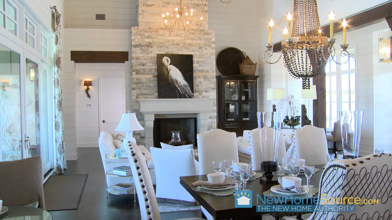 Episode 2 Southern Living Showcase Home Living Room Youtube