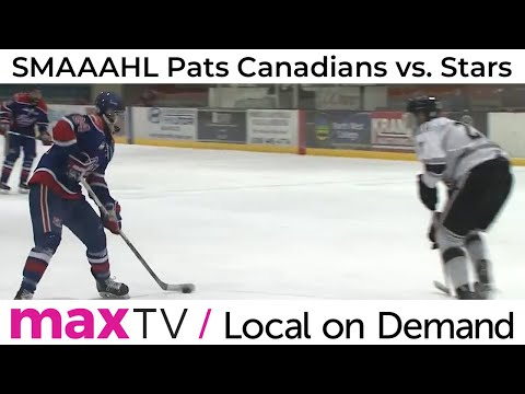 SaskTel maxTV Local on Demand - SMAAAHL Pats Canadians vs. Stars