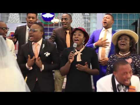 Nigeria Wedding: Esther wed Wealth
