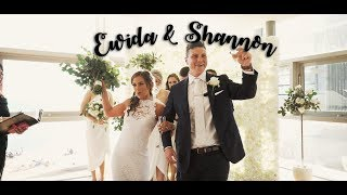 Ewida & Shannon | The Wedding Full of Love, Joy and Blessings