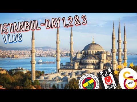 Истанбул-Ден 1,2 и 3~10 часа на границата?!
