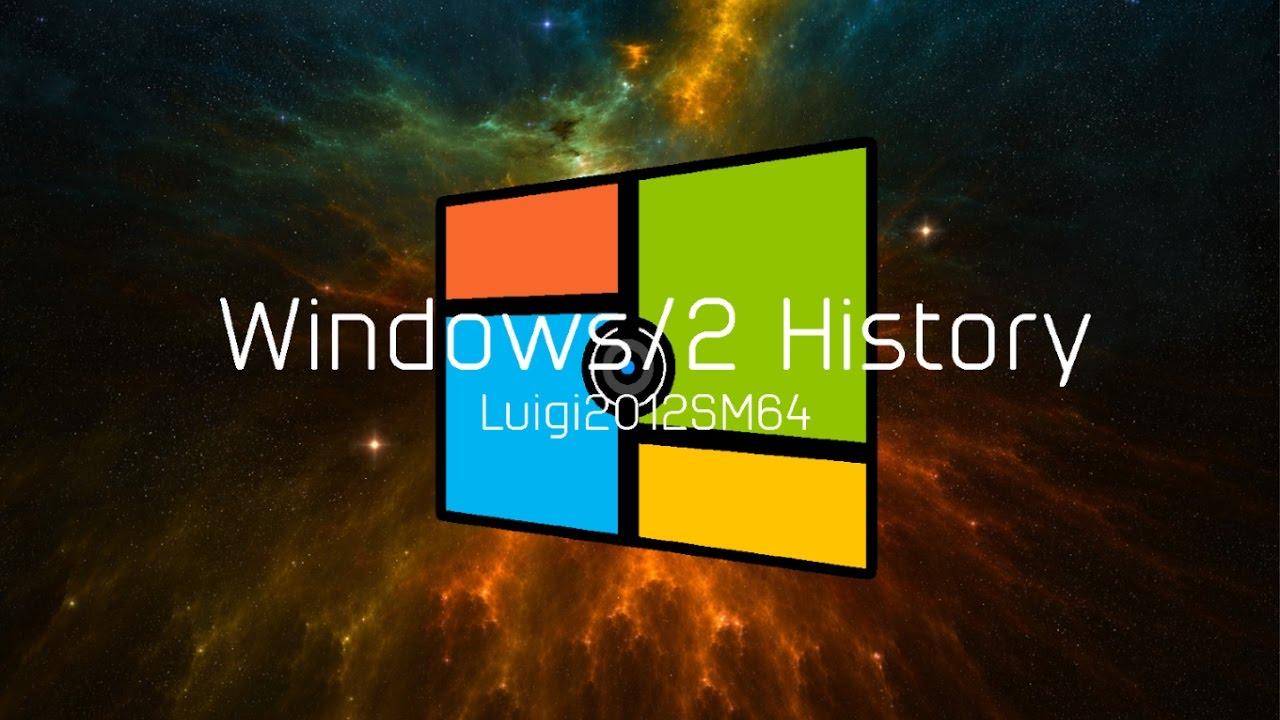 Windows 2 history luigi2012sm64 youtube for 2 window