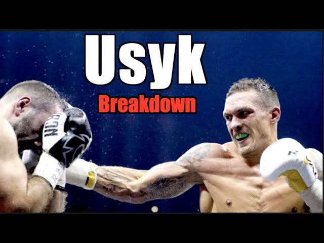 Oleksandr Usyk's Complex Boxing & Insane Combinations Explained - Technique Breakdown