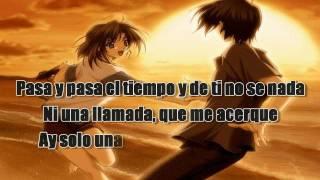 Los Vasquez - Tu Me Haces Falta con (letras)
