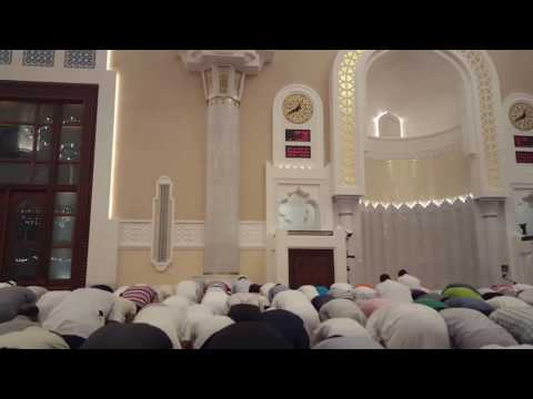 Qiyam ul layl at Grand state Mosque Doha Qatar