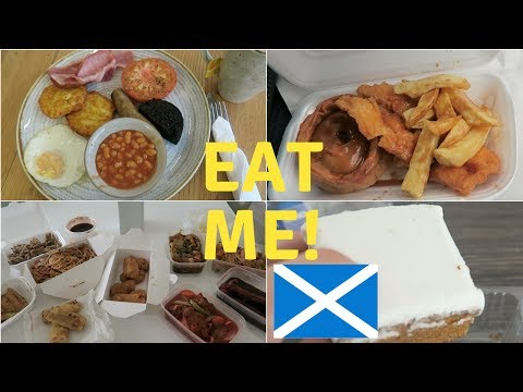 WHAT TO EAT IN SCOTLAND   Scottish Chinese Food, Fish And Chips, Cooked Breakfast